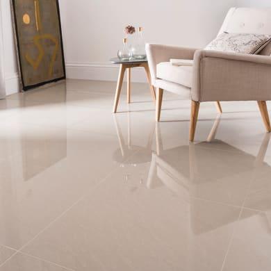 Piastrella da pavimento Maderas 60 x 60 cm sp. 10 mm PEI 3/5 beige