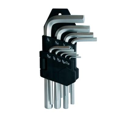 Set di chiave a brugola 9 pezzi