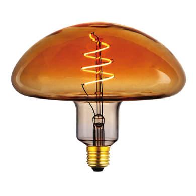 Lampadina decorativa LED Fungo bianco E27 6W = 260LM (equiv 25W) 360°