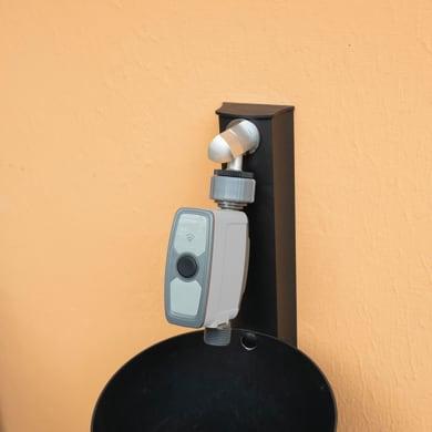 Programmatore da rubinetto batteria HIDROSELF WIFI da rubinetto Hub 1 via