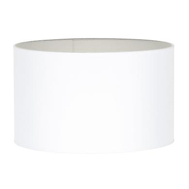 Paralume per lampada da tavolo personalizzabile  Ø 40 cm bianco avorio in teletta