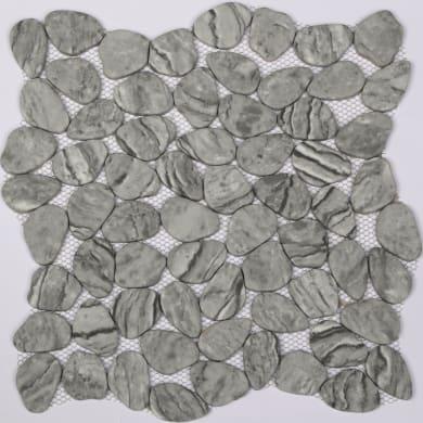 Mosaico Galeto Grey H 30.5 x L 30.5 cm grigio
