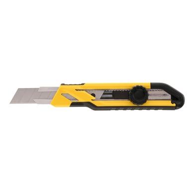 Coltello a lama snap-off STANLEY Cutter con lama da 18mm lama da 0 a 16 cm