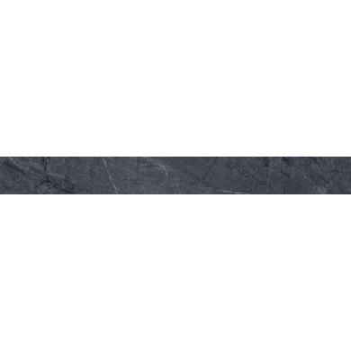 Battiscopa Hellir H 7.5 x L 120 cm nero, antracite, grigio scuro