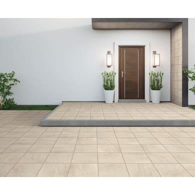 Piastrella da pavimento Walk 32.5 x 32.5 cm sp. 9 mm PEI 3/5 beige