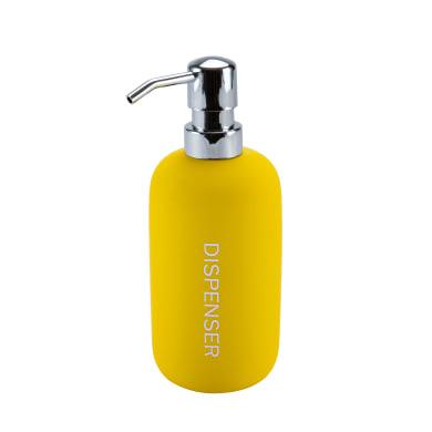 Dispenser giallo / dorato