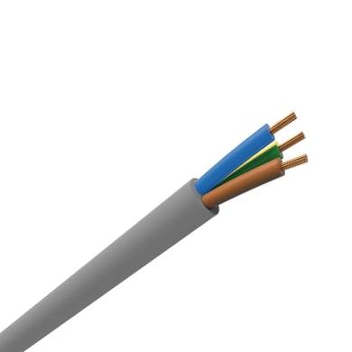 Cavo elettrico grigio fg16or16  3 fili x 1,5 mm² 25 m LEXMAN Matassa