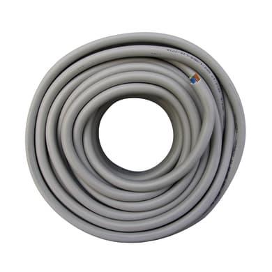 Cavo elettrico grigio fg16or16  3 fili x 1,5 mm² 5 m LEXMAN Matassa