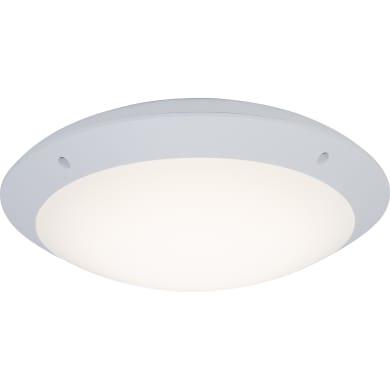 Plafoniera Medway LED integrato bianco, 12W 1000LM IP66 BRILLIANT