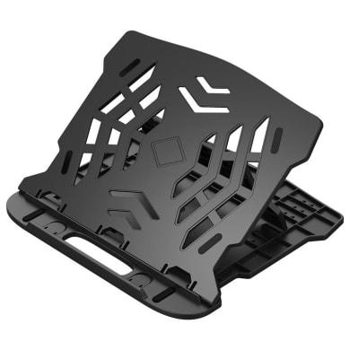 Supporto per pc e tablet L 28 x H 17.5 x P 27 cm in plastica