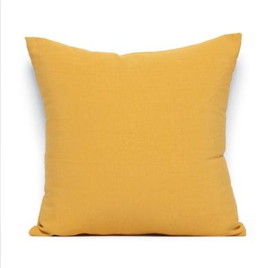 Cuscino INSPIRE Lea giallo 40x40 cm