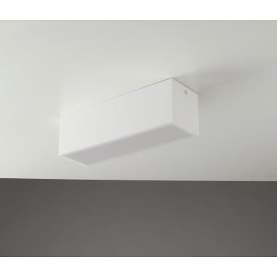 Plafoniera I-LIVING-PL36 in alluminio, Bianco, 13W NOLM IP20