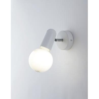Faretto Punto bianco, in metallo, E27 IP20