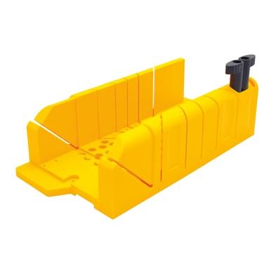 Sega taglia cornici manuale STANLEY Tagliacornici in ABS lama da 120 mm