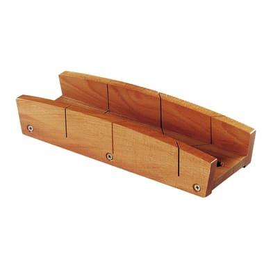 Scatola tagliacornici STANLEY in legno