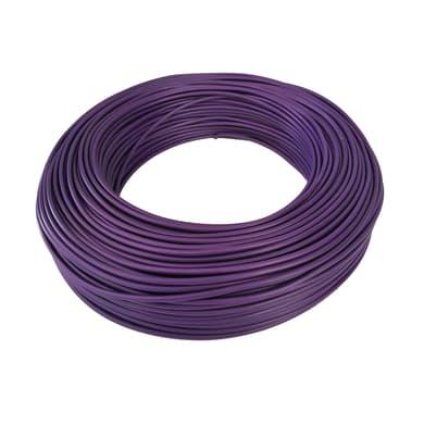 Cavo elettrico BALDASSARI CAVI 1 filo x 1,5 mm² Matassa 100 m viola