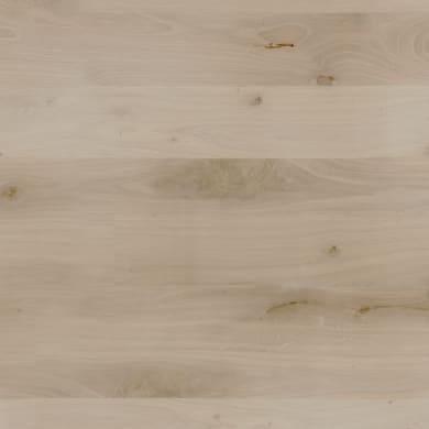 Tavola Legno massello rovere 120 x 30 cm Sp 28 mm