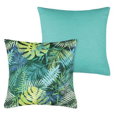 Cuscino Mangrove verde 40x40 cm