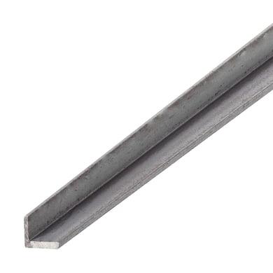 Profilo a l STANDERS in acciaio 1 m x 3 cm grigio