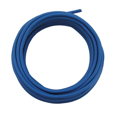 Cavo elettrico LEXMAN 1 filo x 1,5 mm² Matassa 25 m blu