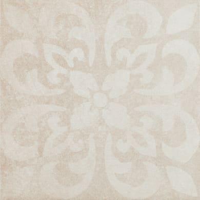 Piastrella Lugo Mix L 20 x H 20 cm beige