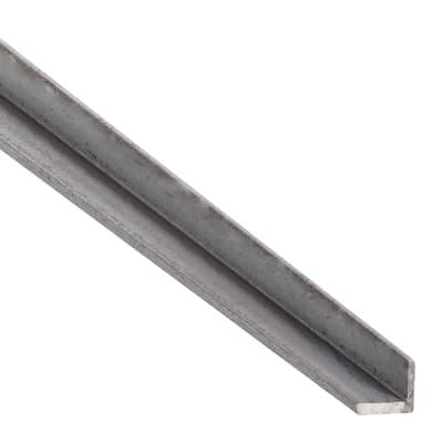 Profilo spigolo per gradino (jolly) STANDERS in alluminio 1 m x 2.5 cm grigio