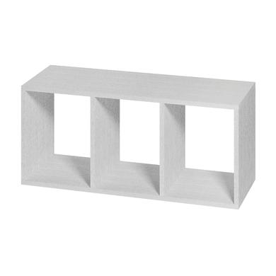 Ripiano melaminico Logo 90 x 40 cm Sp 400 mm , bianco