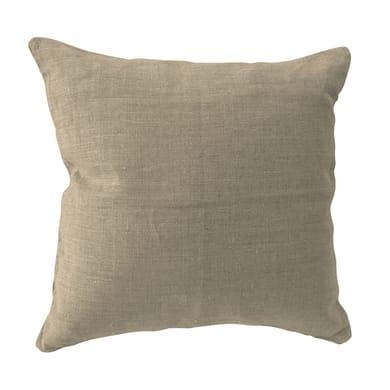 Cuscino INSPIRE Lino naturale 60x60 cm