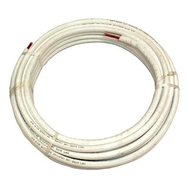 Tubo di rame isolato in rame 1/4 25 m x 2500 cm