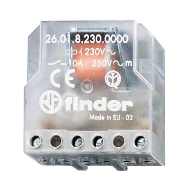 Relè FINDER 260682300000 10A 230V