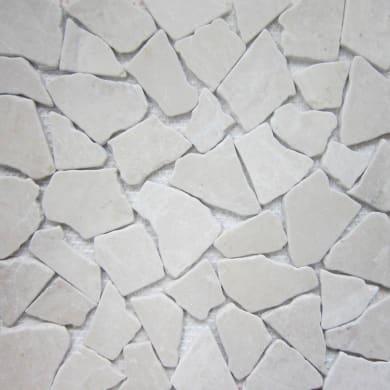 Mosaico Opus cream H 30 x L 30 cm beige