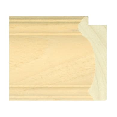 Asta per cornice 08335 naturale 8.3 cm