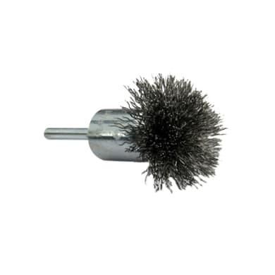 Spazzola per trapano TIVOLY in acciaio Ø 75 mm