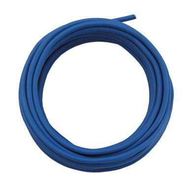 Cavo elettrico blu fs17  1 filo x 4 mm² 5 m LEXMAN Matassa