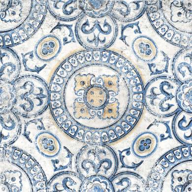 Piastrella DEKORE GEOMETRISCH 61 x 61 cm sp. 20 mm requent multicolore