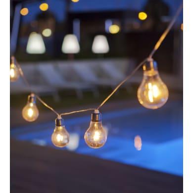 Ghirlanda Stella 10 lampadine 1.5 m 35LM IP44 NEWGARDEN