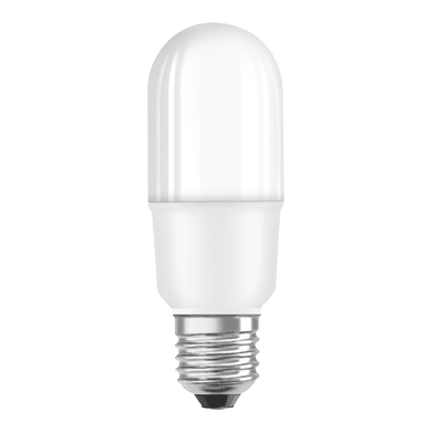Lampadina LED, E27, Bulbo, Opaco, Luce naturale, 7W=750LM (equiv 56 W), 200° , OSRAM