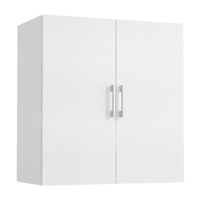 Armadio in kit in legno L 60 x P 32 x H 66 cm bianco