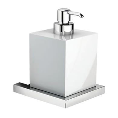 Mensola per bagno Xoni L 10 cm nero