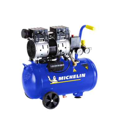 Compressore MICHELIN , 1 hp, 8 bar, 24 L