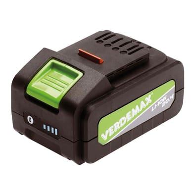 Batteria Batteria LI-ION 20 V - 4 Ah in litio (li-ion) 20 V 4 Ah