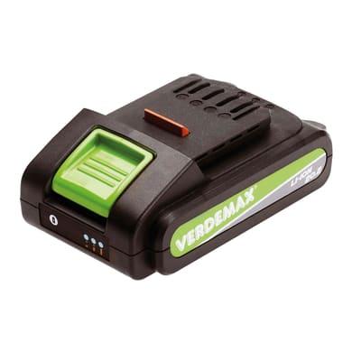 Batteria Batteria LI-ION 20 V - 2 Ah in litio (li-ion) 20 V 2 Ah