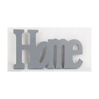 Scritta Home 36x20 cm