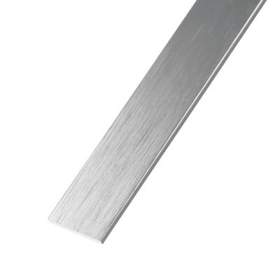 Profilo piatto STANDERS in alluminio 2.6 m x 3 cm