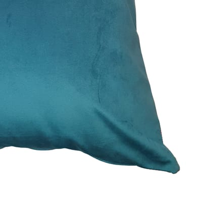 Fodera per cuscino Viki blu 50x30 cm