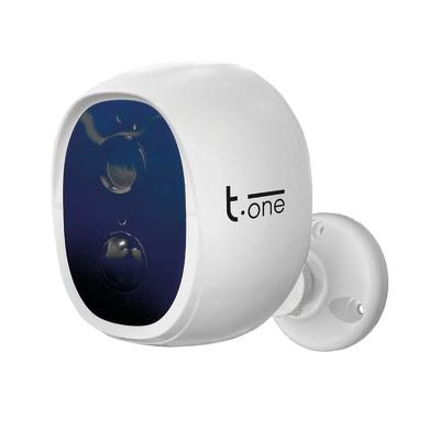 Telecamera di videosorveglianza wi-fi T-ONE TN0003