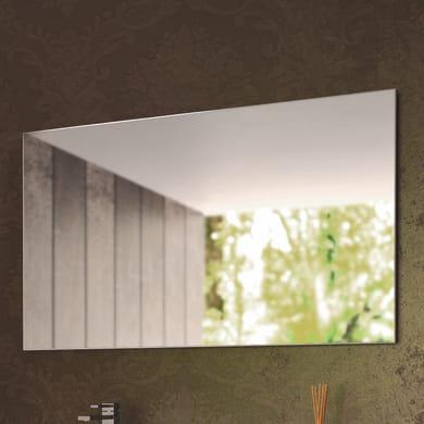 Specchio non luminoso bagno rettangolare