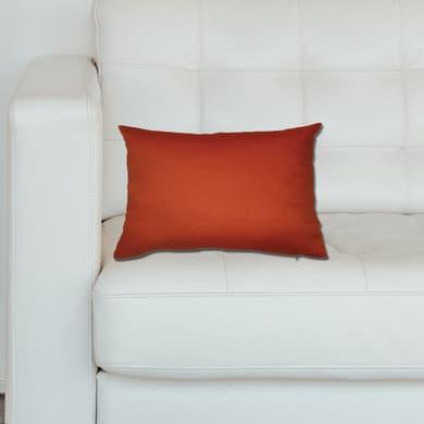 Fodera per cuscino Viadana ruggine 50x30 cm