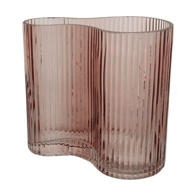Vaso in vetro KAEMINGK H 17.5 cm Ø 18.5 cm