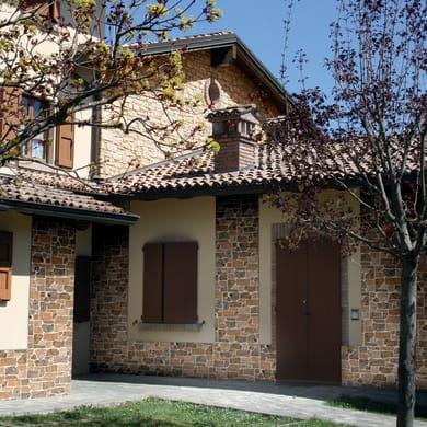 Rivestimento Assisi Mix 62 x 31 cm sp. 9.5 mm beige